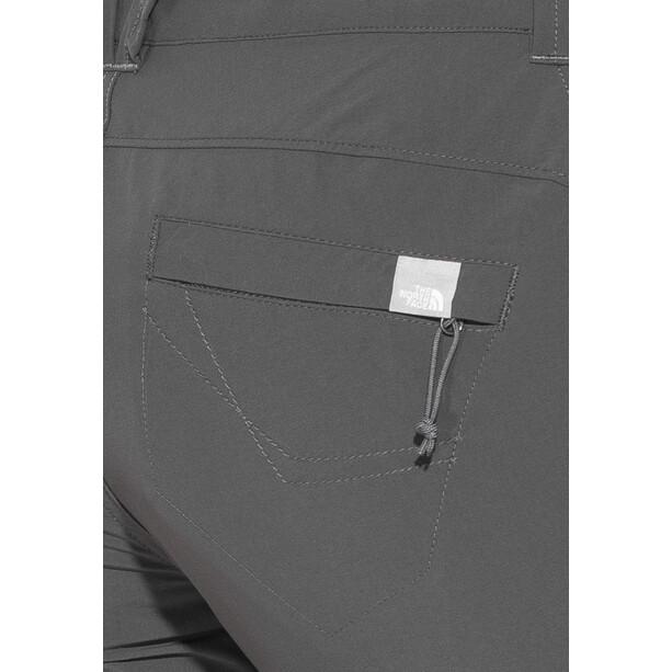 The North Face Exploration Zip-Off Hose Regular Damen asphalt grey