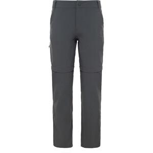 The North Face Exploration Zip-Off Hose Regular Damen asphalt grey asphalt grey