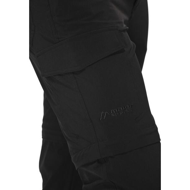 Maier Sports Torid Slim Zip-Off Hose Herren black