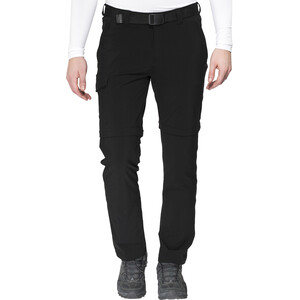 Maier Sports Torid Slim Zip-Off Hose Herren black black
