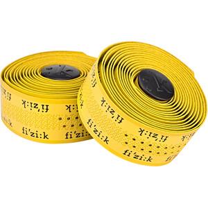 Fizik Superlight Tacky Stuurlint Fizik Logo, geel geel