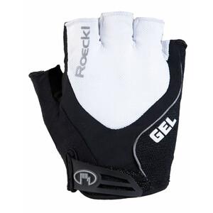 Roeckl Imuro Handschuhe weiß/schwarz weiß/schwarz
