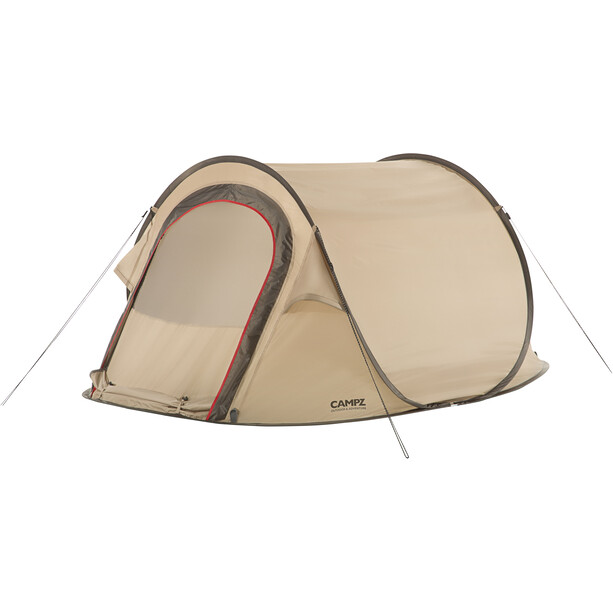 CAMPZ Parkland 3P Zelt beige
