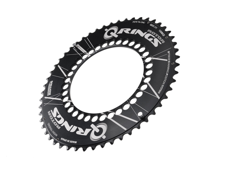 Rotor q ring aero plateau ext rieur 130 mm 5 trous for Exterieur rind