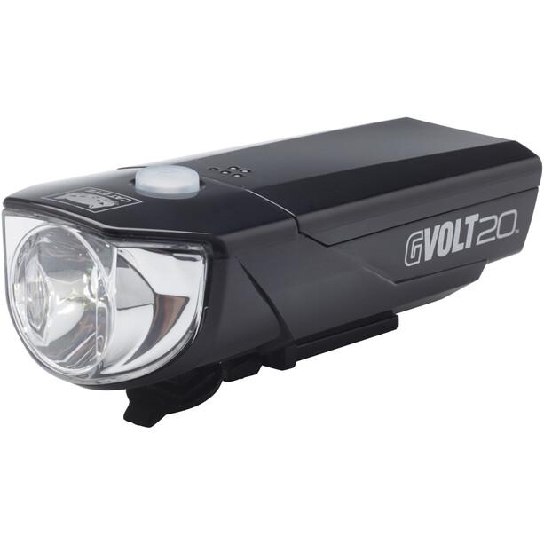CatEye GVOLT20RC HL-EL350GRC Frontlicht schwarz