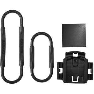 CatEye Low Profil Support pour ordinateur de bord pour tous compteurs sans fil, noir noir