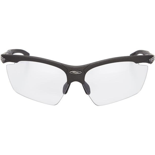 Rudy Project Agon Brille matte black - impactx photochromic 2 black