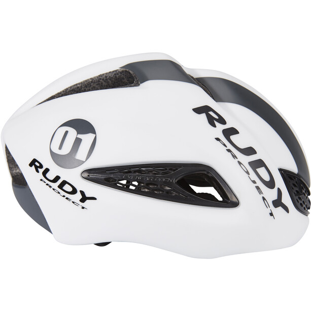 Rudy Project Boost 01 Helm white - graphite (matte)