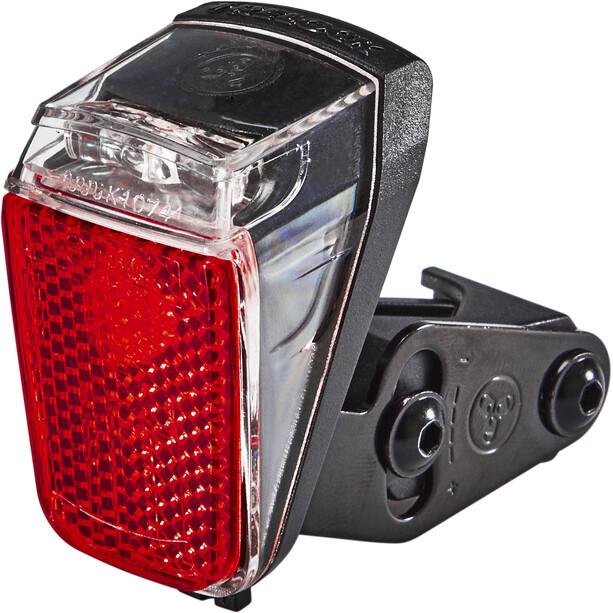 Trelock LS 633 DUO TOP Éclairage arrière, noir