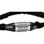 Trelock BC 115 Code Kettenschloss 60 cm schwarz
