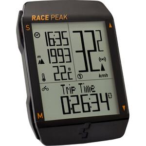 Cube Race Peak Compteur de vélo, noir noir