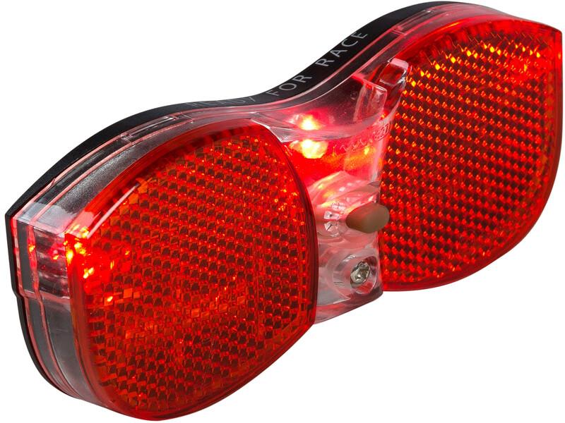 Cube RFR Standard Gepäckträger Rücklicht Fahrradbeleuchtung StvZO  13977