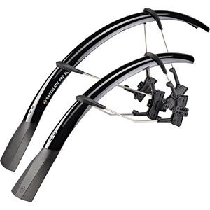 SKS Raceblade Pro XL Schutzblech Paar schwarz schwarz