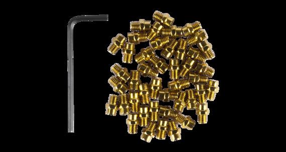 rfr pedal pins gold g nstig kaufen bei. Black Bedroom Furniture Sets. Home Design Ideas