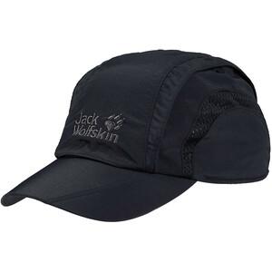 Jack Wolfskin Vent Pro Cap schwarz schwarz