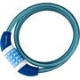 Masterlock 8231 Cable Lock 10x1200mm, blue