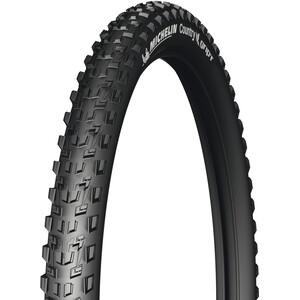 """Michelin Country Grip´R Drahtreifen 26"""" schwarz schwarz"""