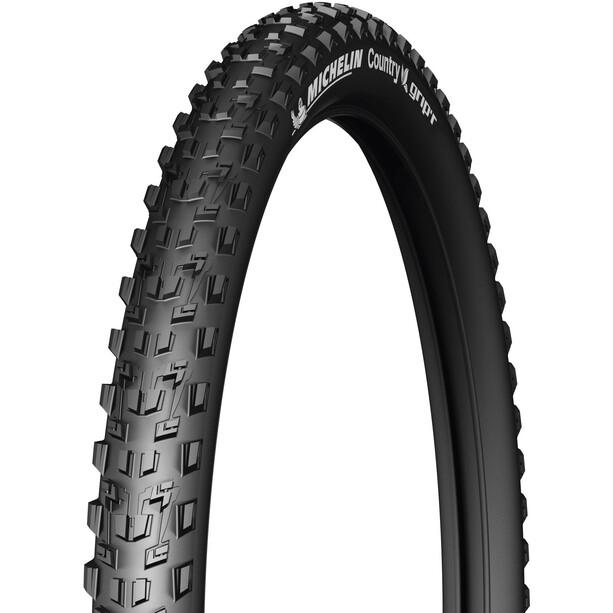 """Michelin Country Grip'R Fahrradreifen 29"""" schwarz"""
