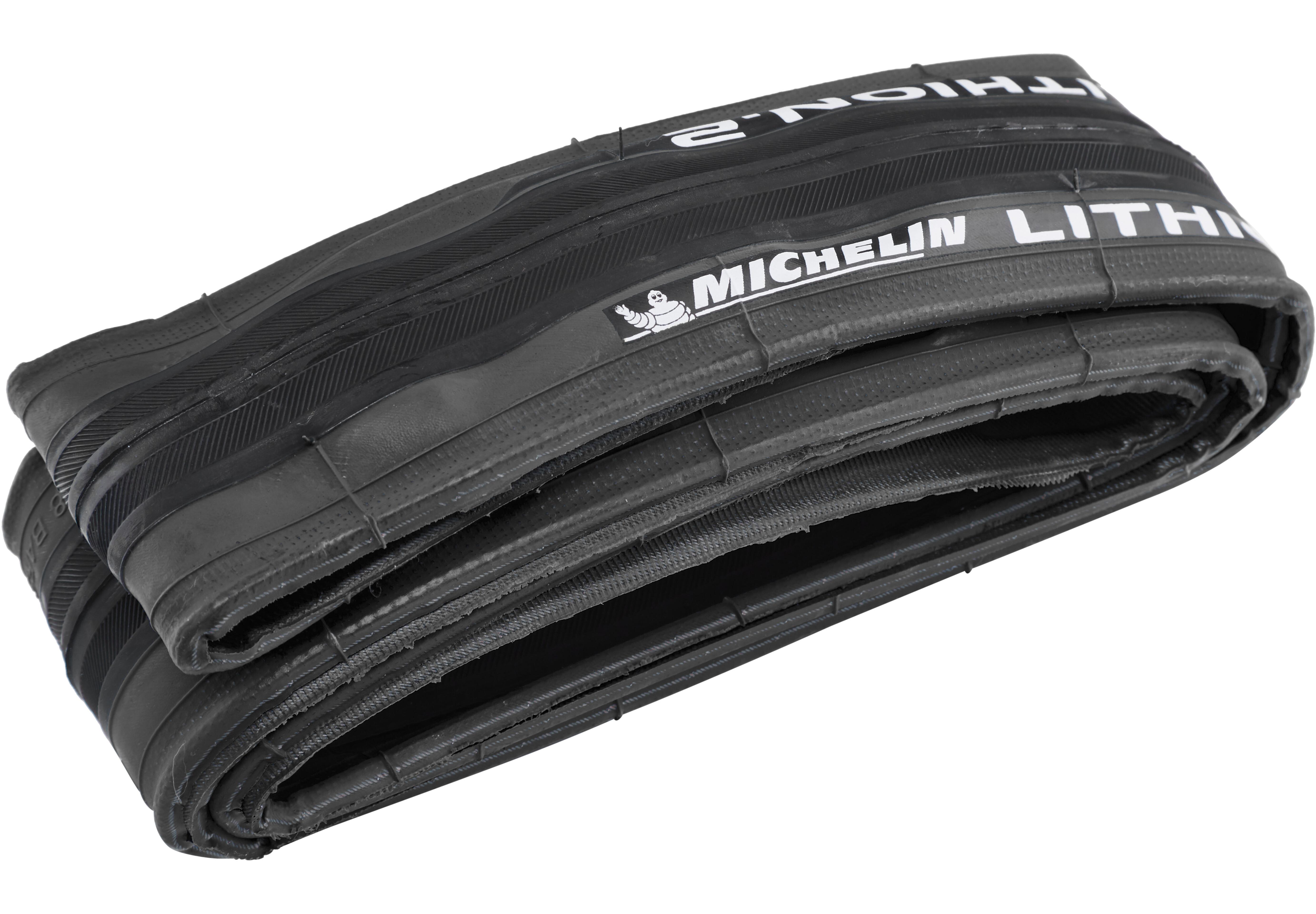 michelin lithion 2 cykeld ck 28 gr svart till fenomenalt pris p bikester. Black Bedroom Furniture Sets. Home Design Ideas
