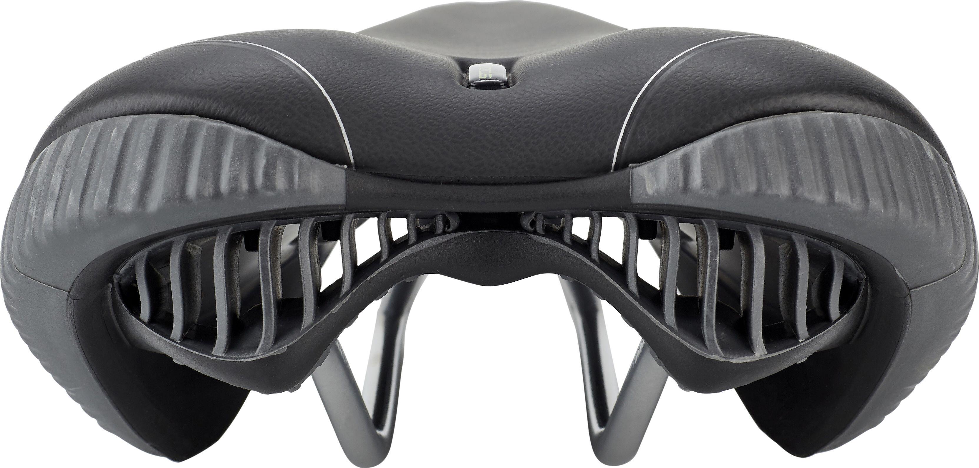 sportourer garda gel fahrradsattel herren schwarz online. Black Bedroom Furniture Sets. Home Design Ideas