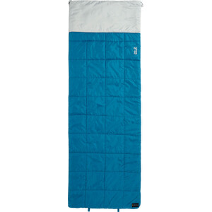 Jack Wolfskin 4-In-1 Decke +5 dark turquoise dark turquoise