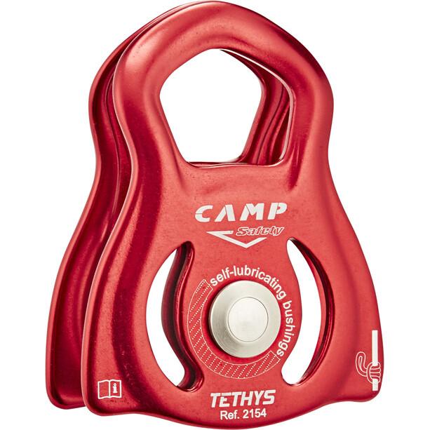 Camp Tethys Seilrolle