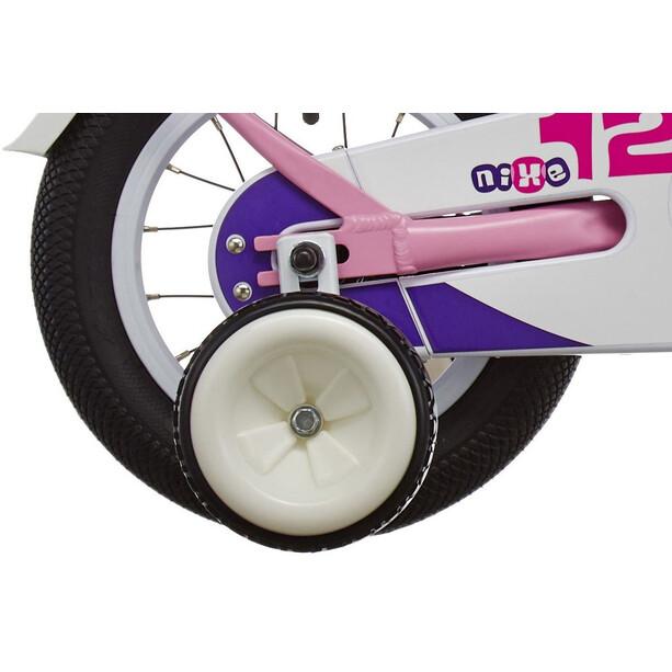 s'cool niXe 12 alloy Kinder lightpink matt