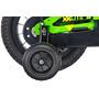 s'cool XXlite 12 alloy Kinder lemon/black matt
