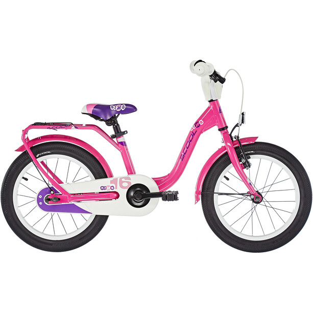 s'cool niXe 16 alloy Kids pink