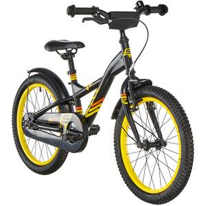 s'cool XXlite 18 steel Kinder black/yellow black/yellow