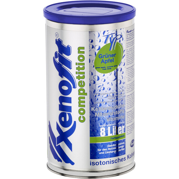 Xenofit Competition Drink Dose 688g Grüner Apfel