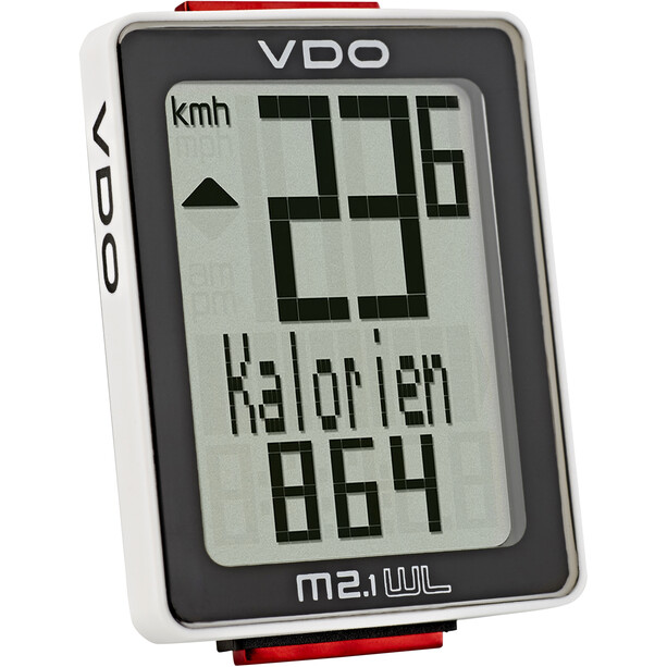 VDO M2.1 WL Fahrradcomputer