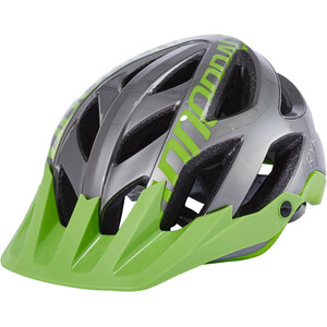 Cannondale Ryker AM Helm gray/green gray/green