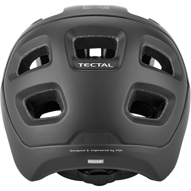 POC Tectal Helm uranium black