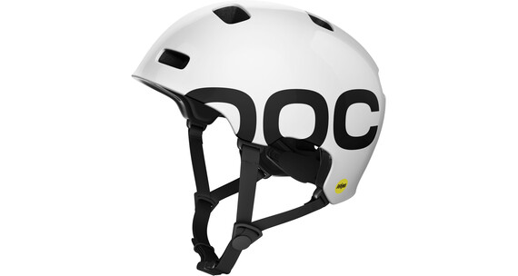 poc crane mips helmet hydrogen white online kaufen. Black Bedroom Furniture Sets. Home Design Ideas