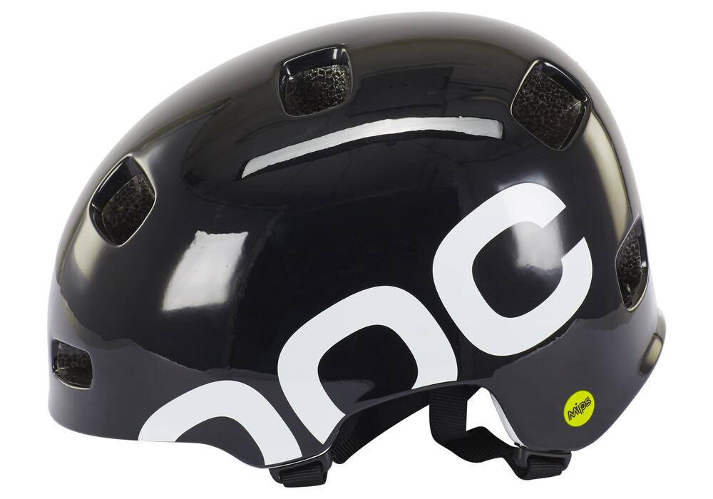 poc crane mips helmet uranium black online kaufen. Black Bedroom Furniture Sets. Home Design Ideas