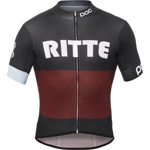 POC Ritte Trikot Herren maroon red maroon red