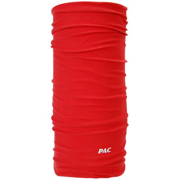 P.A.C. Original Multifunktionales Schlauchtuch red