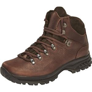 Hanwag Waxenstein Bio Zapatillas Mujer, marrón marrón