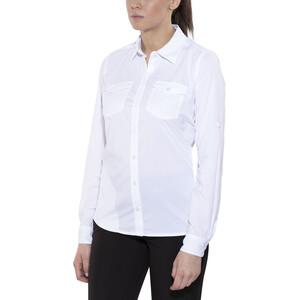 Marmot Annika Langarmhemd Damen white white