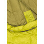 Marmot Hydrogen Schlafsack Long dark citron/olive