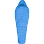 Marmot Helium Schlafsack regular cobalt blue/blue night