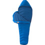 Marmot Helium Schlafsack Long cobalt blue/blue night