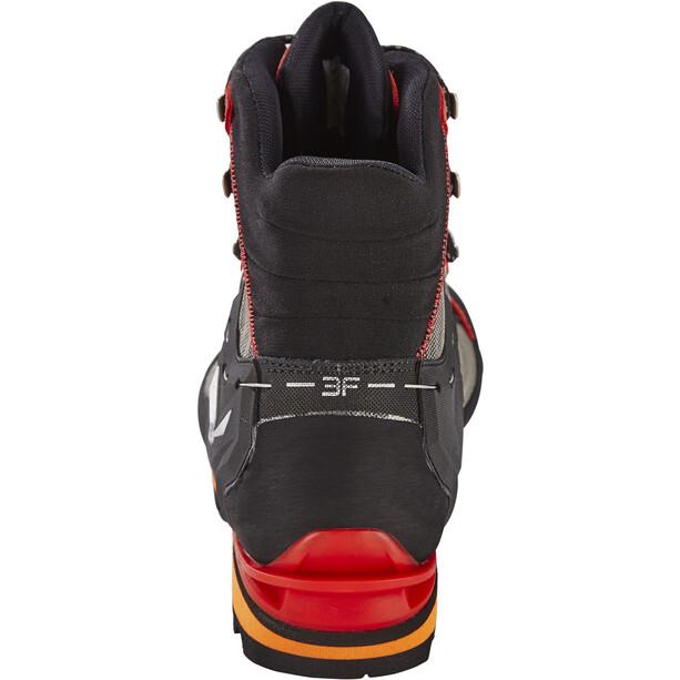 SALEWA Crow GTX Schuhe Herren black/papavero