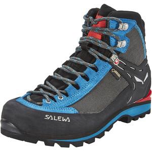 SALEWA Crow GTX Schuhe Damen schwarz/blau schwarz/blau