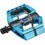 Crankbrothers Mallet E Enduro Pedals light blue