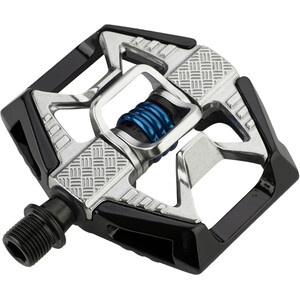 Crankbrothers Double Shot 2 Pedals black/raw black/raw