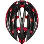 Giro Atmos II Helm bright red/black