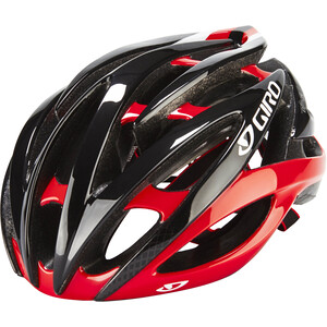 Giro Atmos II Helm bright red/black bright red/black