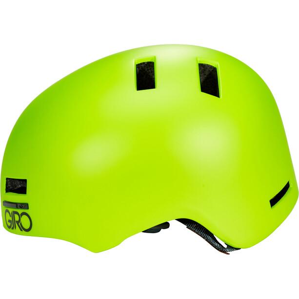 Giro Section Helm matte lime